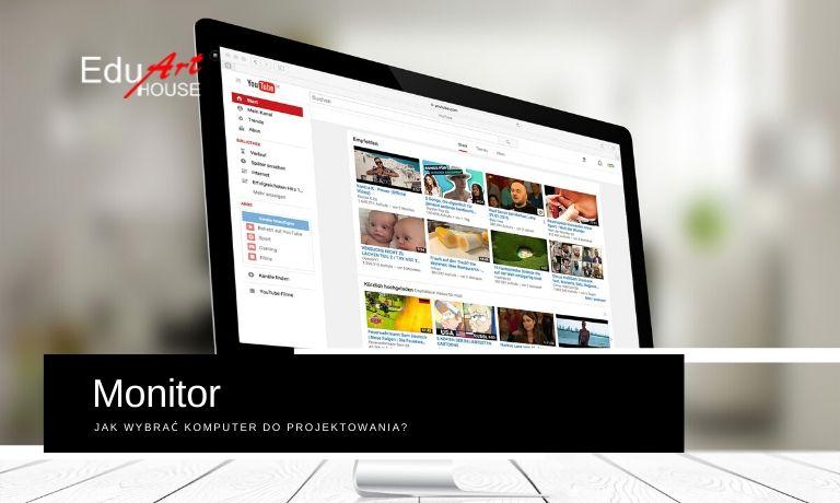 Monitor lcd ips Jak wybrać komputer do projektowania