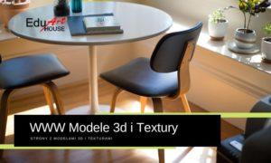 Blog Architektura Wnętrz - Darmowe Modele 3d i Tekstury