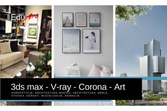 EduARtHouse-Korepetycje-architektura-aranżacje-wnętrz-3dsmax-archicad