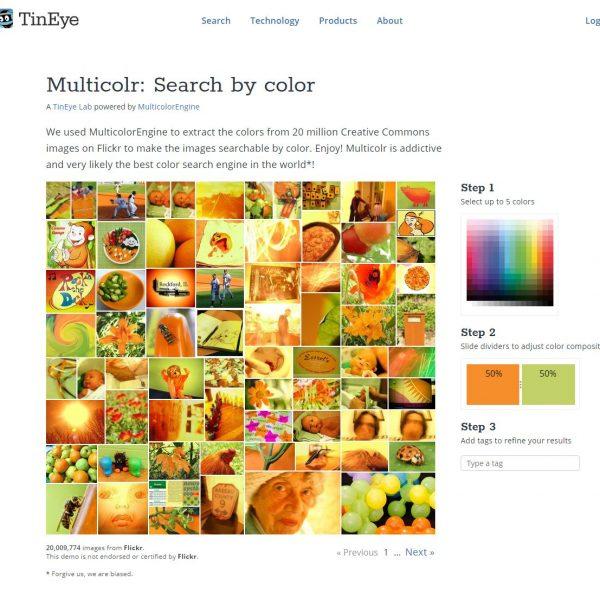 ja dobierać kolory zdjęć do wybranych barw